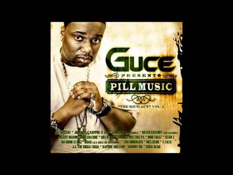 Guce   California feat  viva kapone, milleon, bailey, and big rich