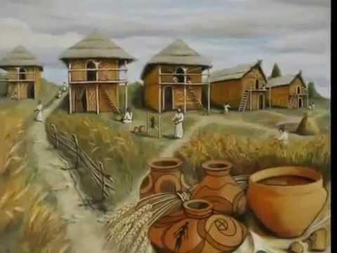 Погляд з минулого: трипільська культура. - YouTube