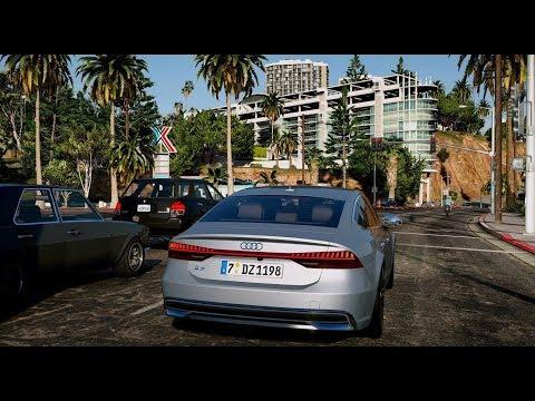 GTA 6 - Photorealistic Graphics NaturalVision ✪ Remastered & REDUX ENB - Gameplay PC 60FPS GTA V MOD
