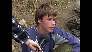 Kralupy TV: Mladí kralupští rybáři na táboře ve Štědroníně (23. 8. 2007)
