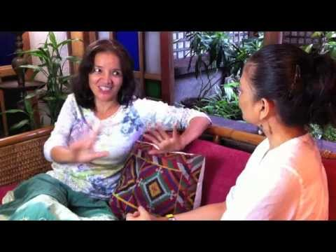 Vegetarian Cooking Class- Philippines (My Goodness Foods by Shai Tamayo)