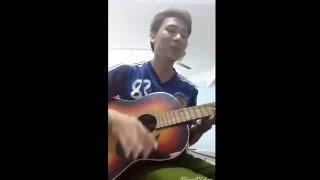 Rằng em mãi ở bên guitar cover