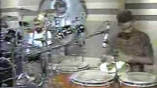 EMILIANO SALVADOR : CUBOP  JAZZ CUBANO. TV-1993-CUBA.