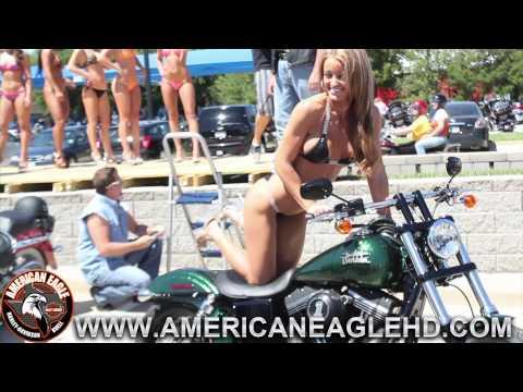 Miss 2012 American Eagle Harley-Davidson Corinth,TX