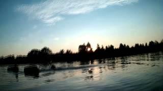 Zwemmen in het meer op: Camping de Boskant ''Klein Oisterwijk''