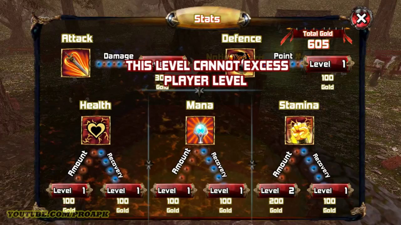 3d rpg games for android