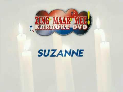 VOF de Kunst  - Suzanne ( KARAOKE ) Lyrics