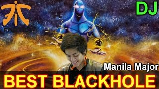 fnatic dj enigma dota 2 manila major fnatic vs lgd best blackhole of manila major