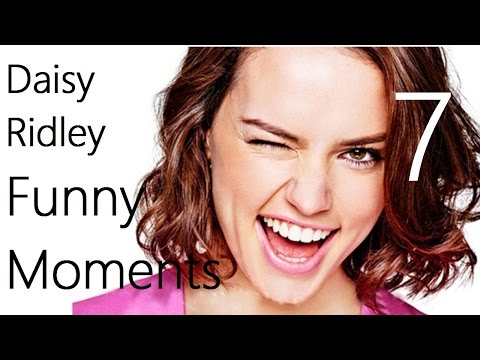 Daisy Ridley Funny Moments 7