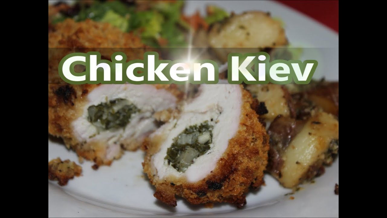 Chicken  How To Make Chicken Kiev Recipe [episode 161]