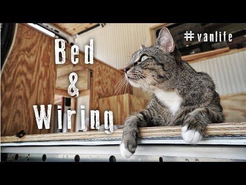 BED & WIRING Van Life | Promaster