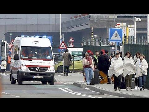 Теракты в Брюсселе: свидетельства очевидцев