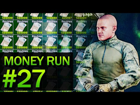 EFT Money Run on Labs #27 - AN HOUR ON LABS?! BIG PROFIT!!!