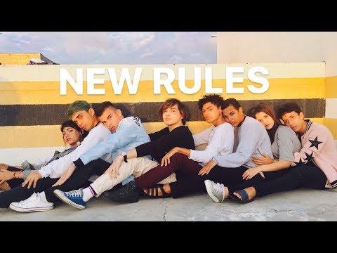 New Rules - Dua Lipa - Wander (cover)