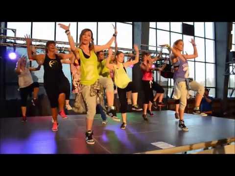 Zumba ® fitness - Cuba ~ Choreography by ZIN Jelena Prodanov & ZIN Snezana Antonic