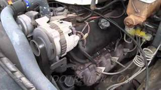 Gmc suburban 7.4L 454 big block torque monster