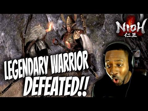 Nioh : Tachibana Muneshige Defeated!! Epic Duel! | Ending Of A Legend