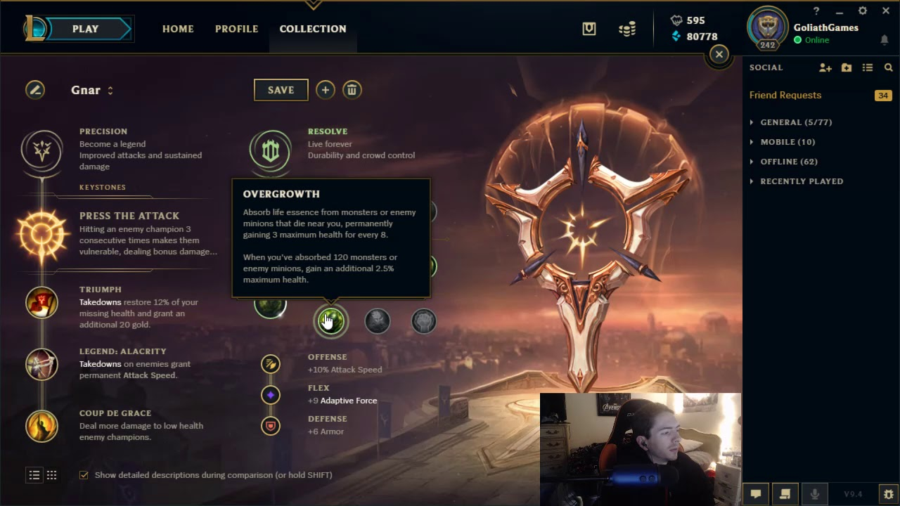 Gnar Build Guide : GoliathGames' Master guide to Gnar :: League of