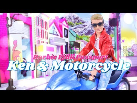 Unbox Daily: Barbie Pink Passport Ken & Motorcycle | Sunglasses | Fashion & More