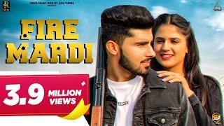 Fire Mardi | R Maan & Pranjal Dahiya | Khasa Aala Chahar | Khatri | Haryanvi Songs Haryanavi 2020