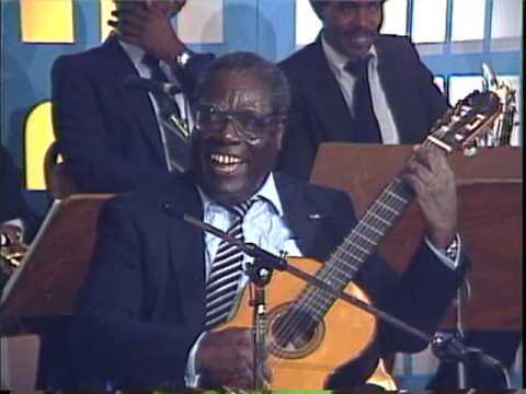 """""""JULIAN COCO"""" (Famous Curacao guitar/bass musician)"""