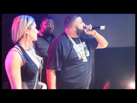 "Exclusive Dj Khaled LIVE Hollywood ""Hold You Down"""