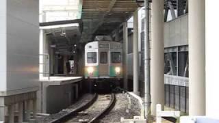 【豊鉄】新豊橋駅を出発する1800系【1810F】