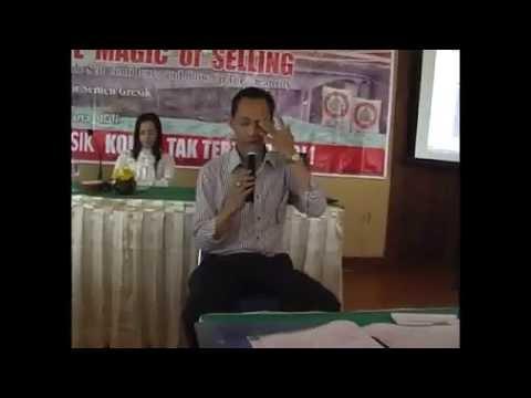 "Semen Gresik : "" Training Sales Force  Se Indonesia, The Magic of Selling "" - UnICoM"