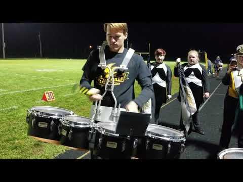 Lakeville High School 2018-19 Drumline