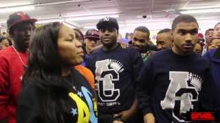 vuclip DFW BATTLE LEAGUE: TeeKay vs Casey J #LifeBehindBars2