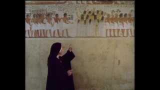 видео Архитектура и изобразительное искусство Древнего Египта.