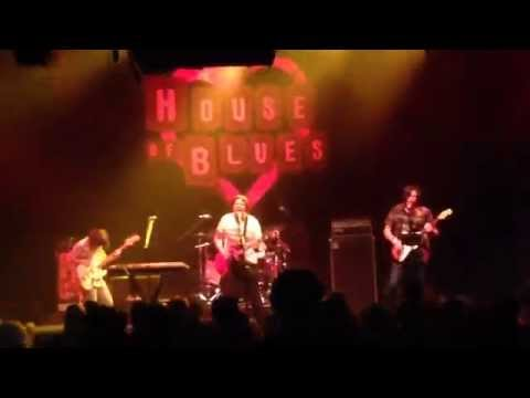 No Jet Left - Immune @House Of Blues, Main Stage, Hollywood (2-10-2014)