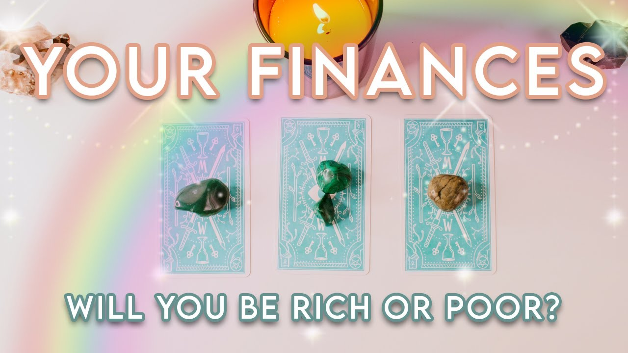🤑 🍀 Your Financial Future 🌈 || Will You be Rich💸 || Blocked Abundance?💰 || Pick a Card🔮