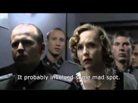 Hitler reacts to June 2014 FP3 Edexcel exam