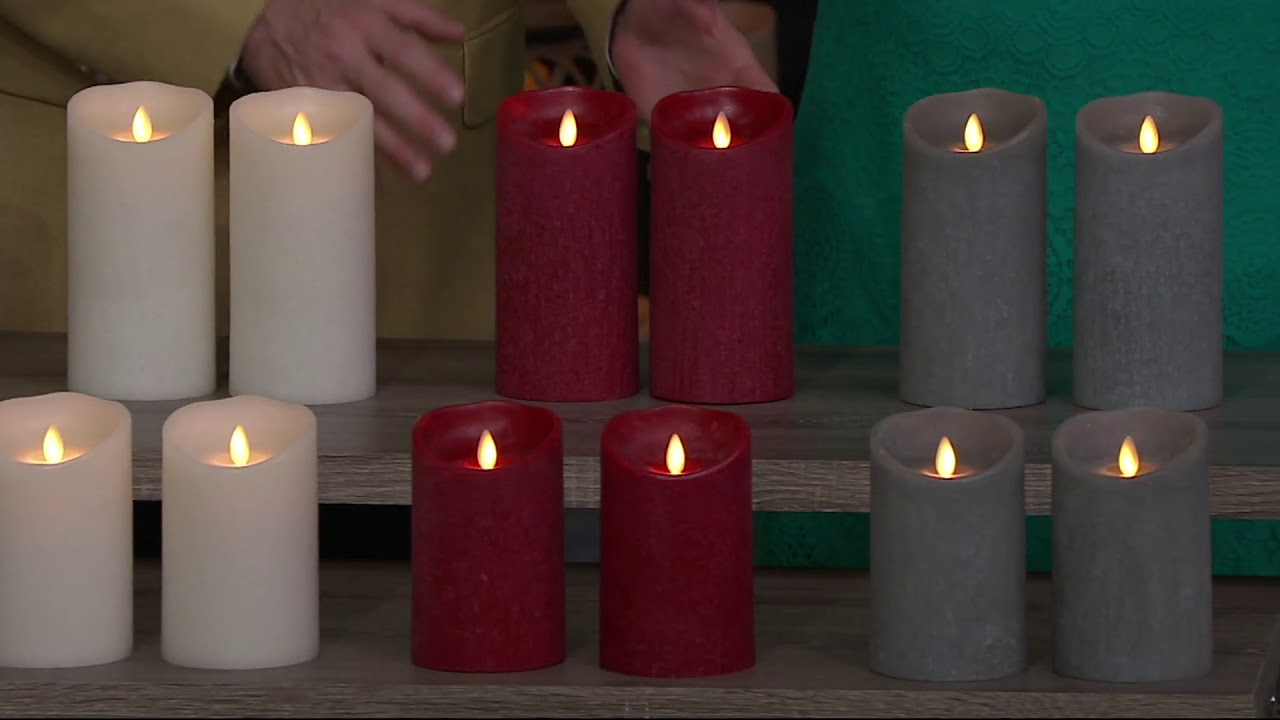 Touch Candles On Qvc You