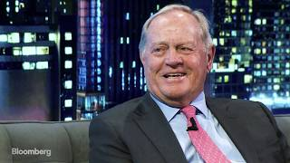 Jack Nicklaus, Gold Legend And Masters Champion, On The David Rubenstein Show