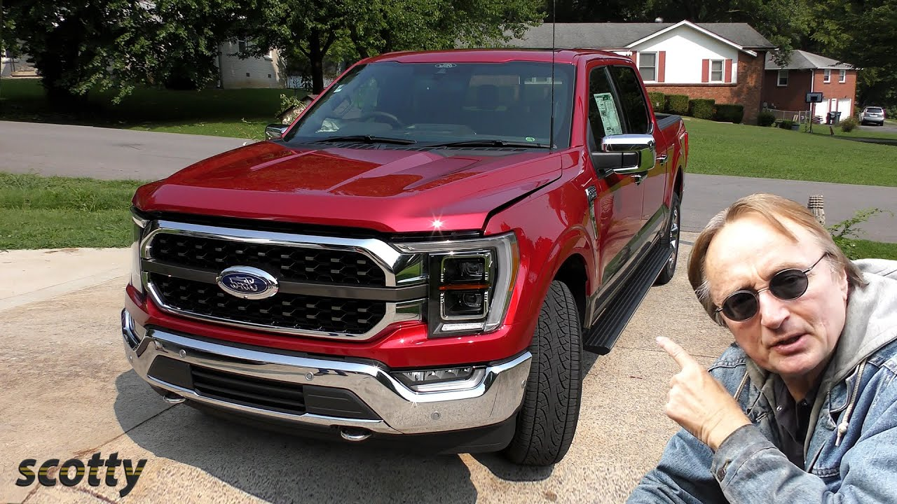 Download I Finally Got a New Ford F-150 and Here's What I Really Think of It