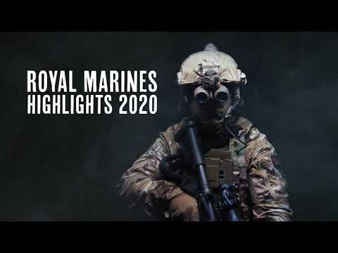 Royal Marines | 2020 Highlights