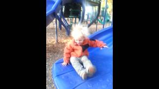 Shep static electricity slide 10/21/13