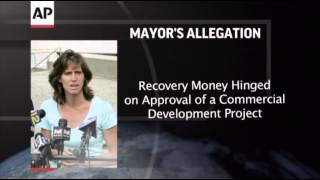 NJ Lt. Gov.: Aid-For-Development Claim False