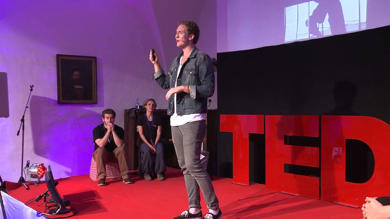 4 Steps To Design Your Own Education Till H Groß Tedxklagenfurt