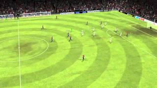 Genoa vs Napoli - Gol di Kharja 45� minute