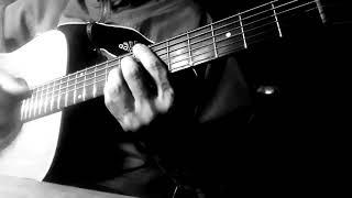 Доля воровская (cover, под гитару) видео