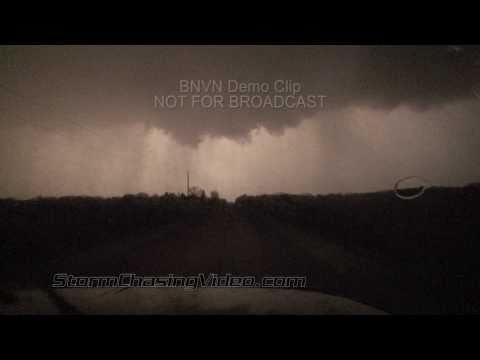 5/10/2011 Benton County MN Hail Storm And  Funnel Clouds