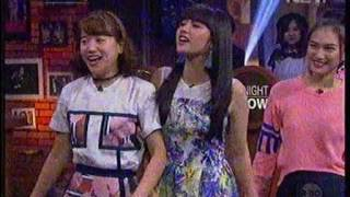 MELODY HARUKA NABILAH at TONIGHT SHOW