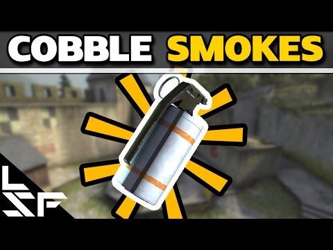 MUST KNOW COBBLESTONE SMOKES - CS:GO Smoke Tutorial
