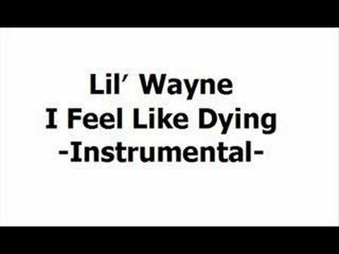Lil Wayne  I Feel Like Dying  Instrumental