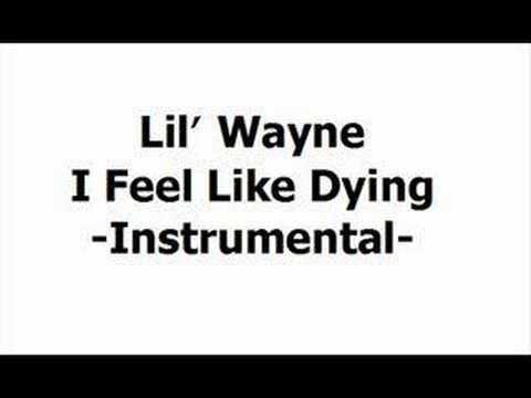Lil' Wayne - I Feel Like Dying - Instrumental