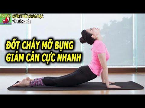 3 Động tác yoga giúp giảm mỡ bụng cực nhanh mà lại rất đơn giản