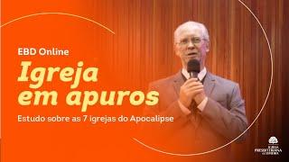 IGREJA EM APUROS - PARTE 5 - Rev. Jonas Zulske